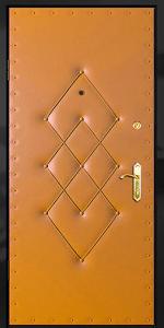 Тамбурная дверь Т21 вид внутри