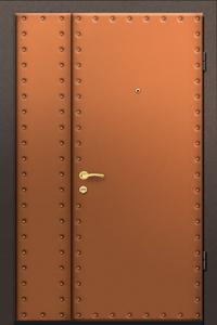 Тамбурная дверь Т111 вид снаружи
