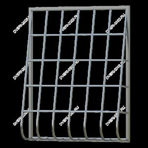 Дутая решетка №1 - фото 1