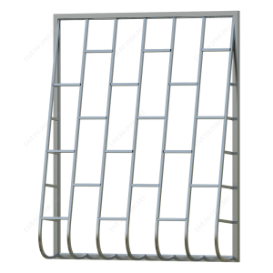 Дутая решетка №2 - фото 1