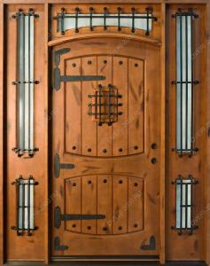 Элитная входная дверь М-296