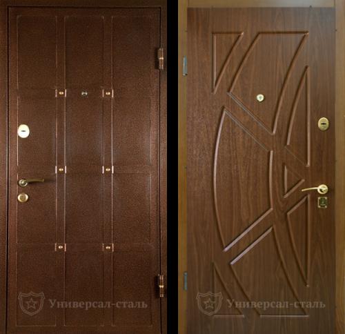 Готовая дверь ГД15 — фото