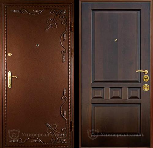 Готовая дверь ГД24 — фото