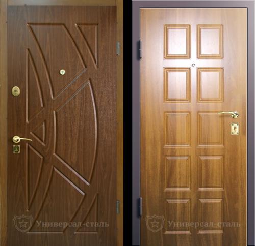Готовая дверь ГД4 — фото