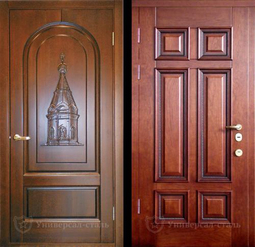 Готовая дверь ГД64 — фото 1