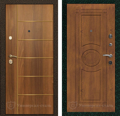 Готовая дверь ГД7 — фото 1