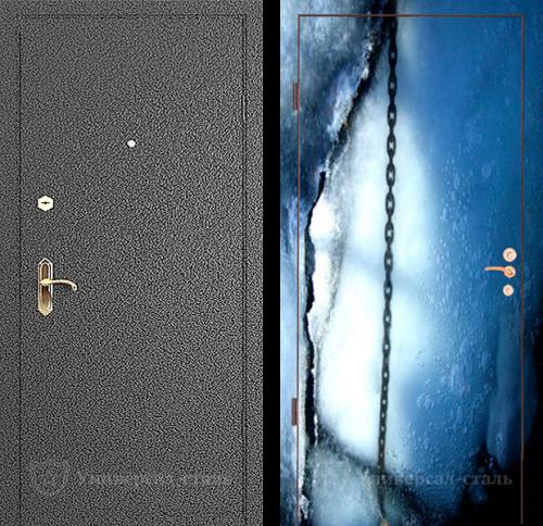 Готовая дверь ГД96 — фото 1