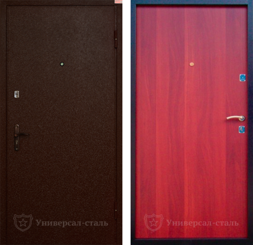 Готовая дверь ГД9 — фото
