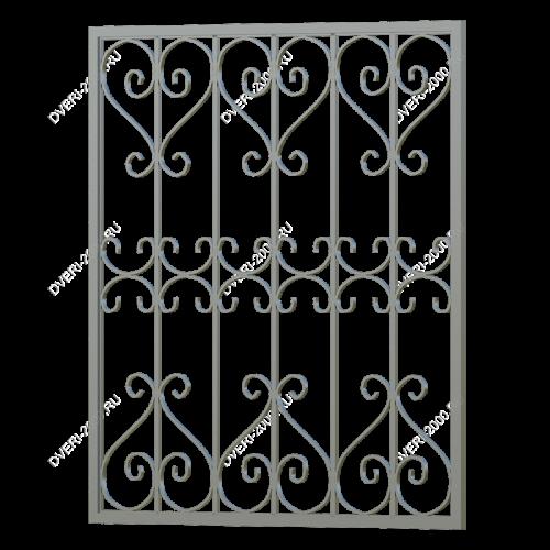 Сварная решетка №49 — фото