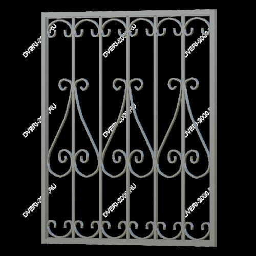 Сварная решетка №61 — фото