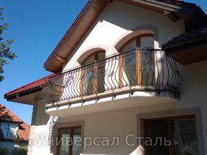 Кованый балкон №101