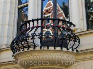 Кованый балкон №109