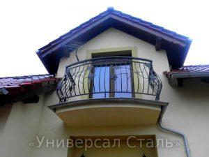 Кованый балкон №19