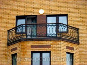Кованый балкон №23