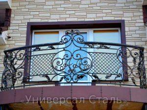 Кованый балкон №26