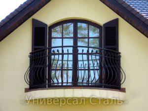 Кованый балкон №36