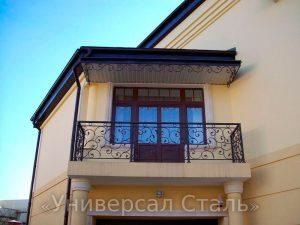 Кованый балкон №39
