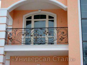 Кованый балкон №43 - фото 1