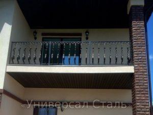 Кованый балкон №44 - фото 1
