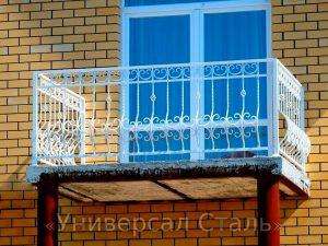 Кованый балкон №64