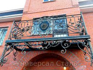 Кованый балкон №66