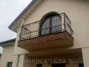 Кованый балкон №67