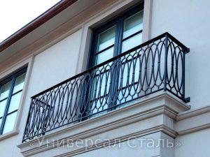 Кованый балкон №70