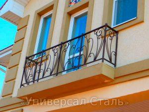 Кованый балкон №71