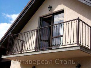 Кованый балкон №76