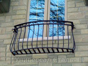 Кованый балкон №78