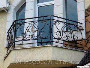 Кованый балкон №82
