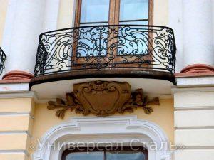 Кованый балкон №87