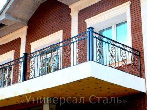 Кованый балкон №92