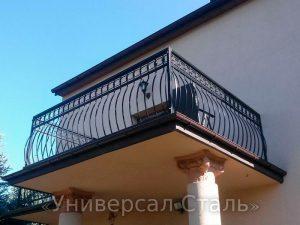 Кованый балкон №96