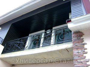 Кованый балкон №99