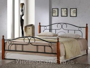 Кованая кровать №106