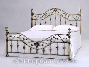 Кованая кровать №109