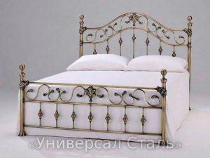 Кованая кровать №110