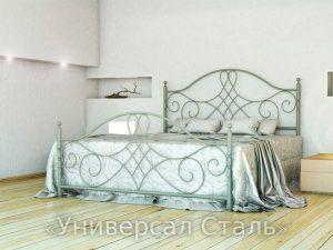 Кованая кровать №112
