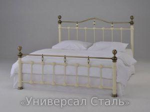 Кованая кровать №114