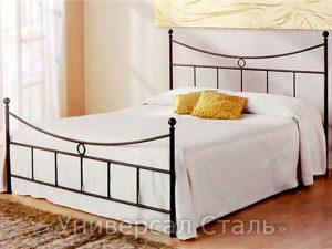 Кованая кровать №118