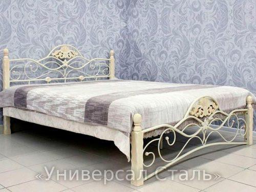 Кованая кровать №23 — фото