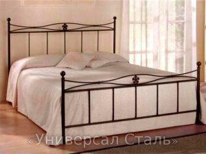 Кованая кровать №27 - фото 1