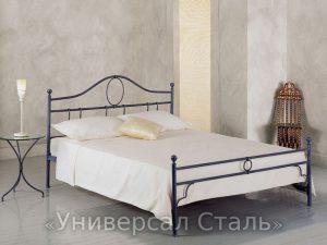 Кованая кровать №31 - фото 1