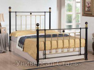 Кованая кровать №32 - фото 1