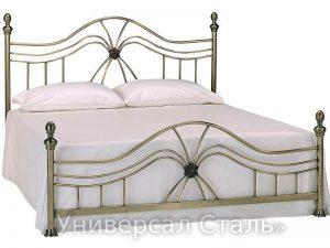 Кованая кровать №34 - фото 1