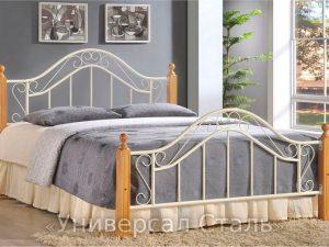 Кованая кровать №42