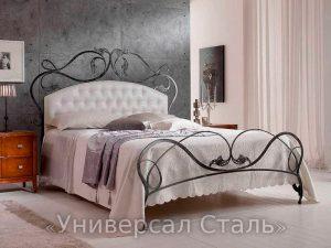 Кованая кровать №5