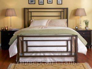 Кованая кровать №53