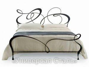 Кованая кровать №57
